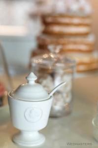 Saldaus stalo dekoro cukrinė