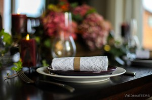 Stalo dekoro servetelės