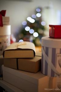 Kalėdinio saldaus stalo dovanos
